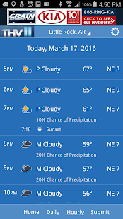 THV11 Weather - náhled
