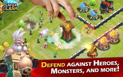 Castle Clash: Age of Legends Captura de pantalla 2