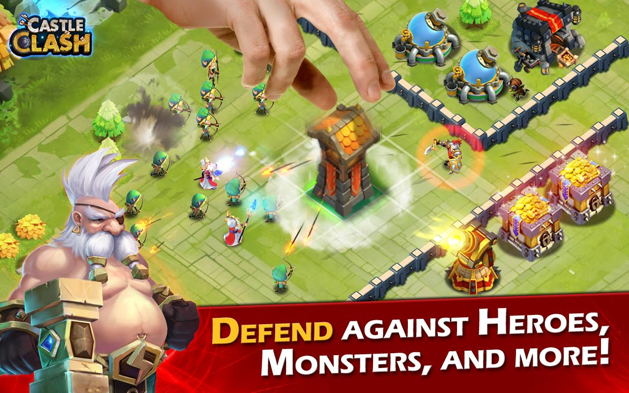 Castle Clash: Age of Legends- screenshot