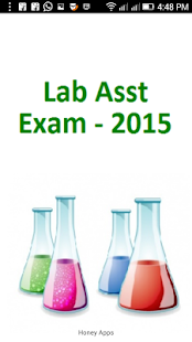 LabAsst Exam 2015- screenshot thumbnail