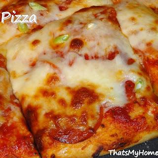 Pizza, Pizza! Make Overnight Pizza Dough