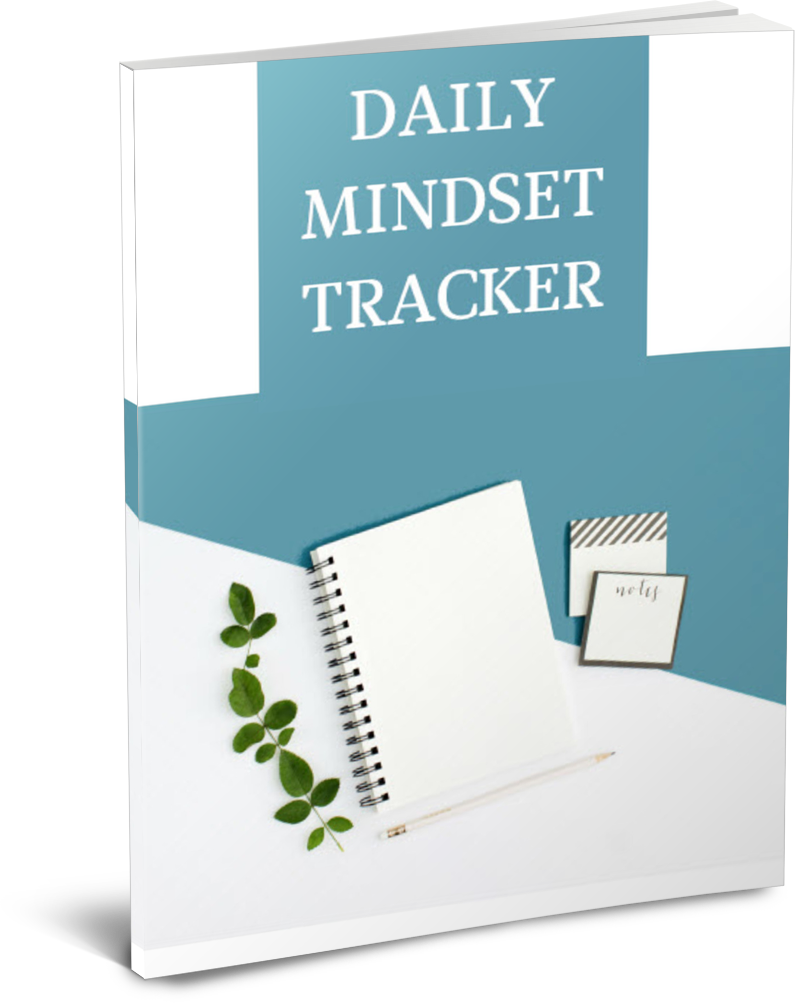 Daily Mindset Tracker - Second Act Moms