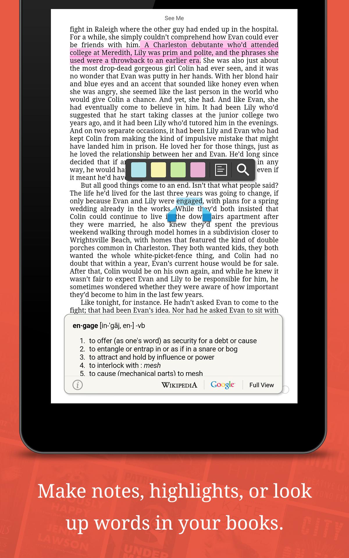 Kobo Books - Reading App screenshot #11