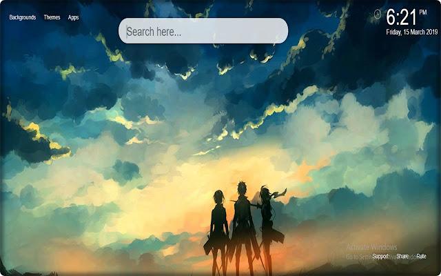 Shingeki No Kyojin Wallpaper HD