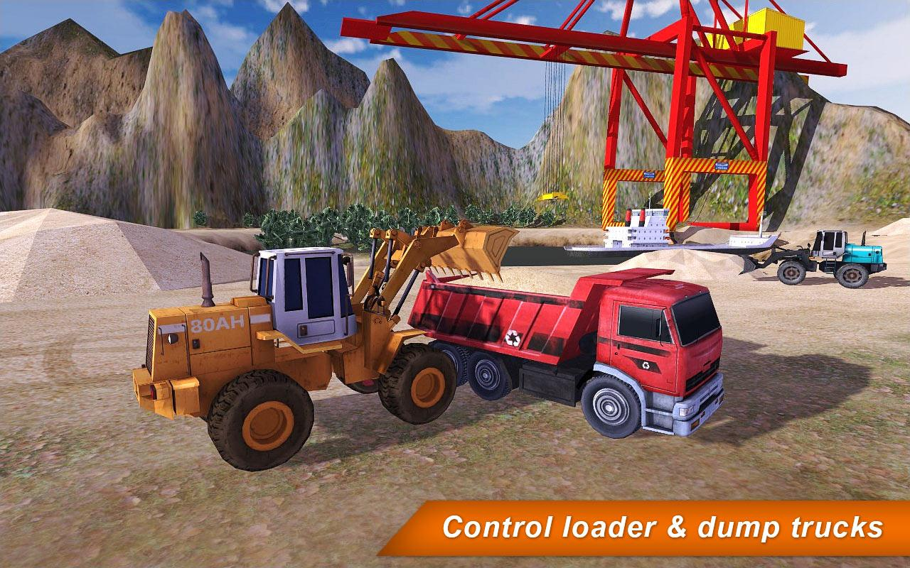 loader u0026 dump truck hill sim 2 android apps on google play