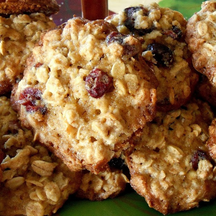 Daddy's Oatmeal Craisin Cookies