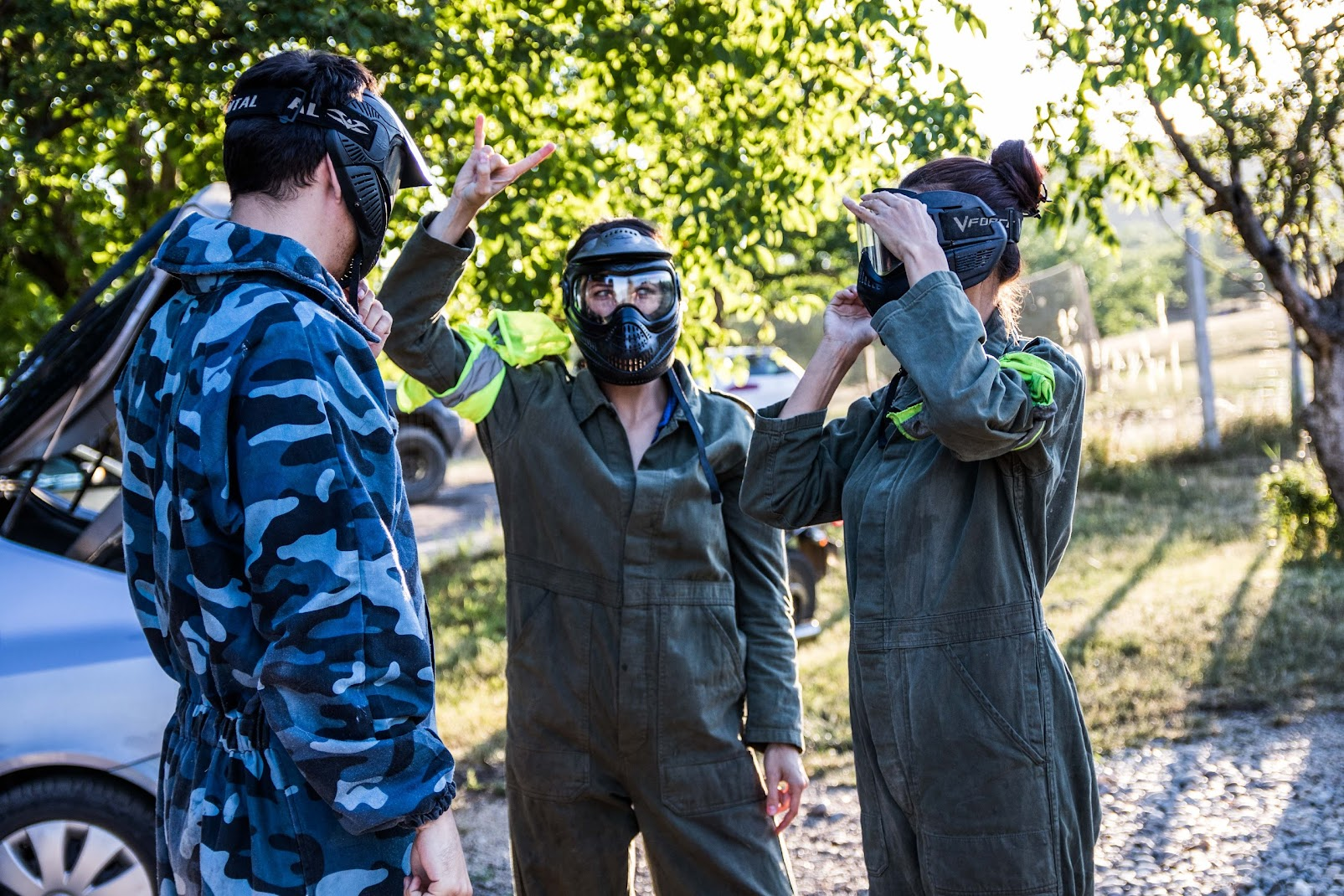 paintball war zone cluj