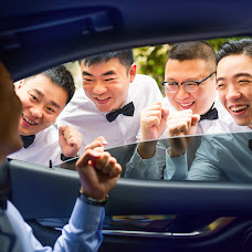 Wedding photographer Hui Hou (wukong). Photo of 08.05.2017