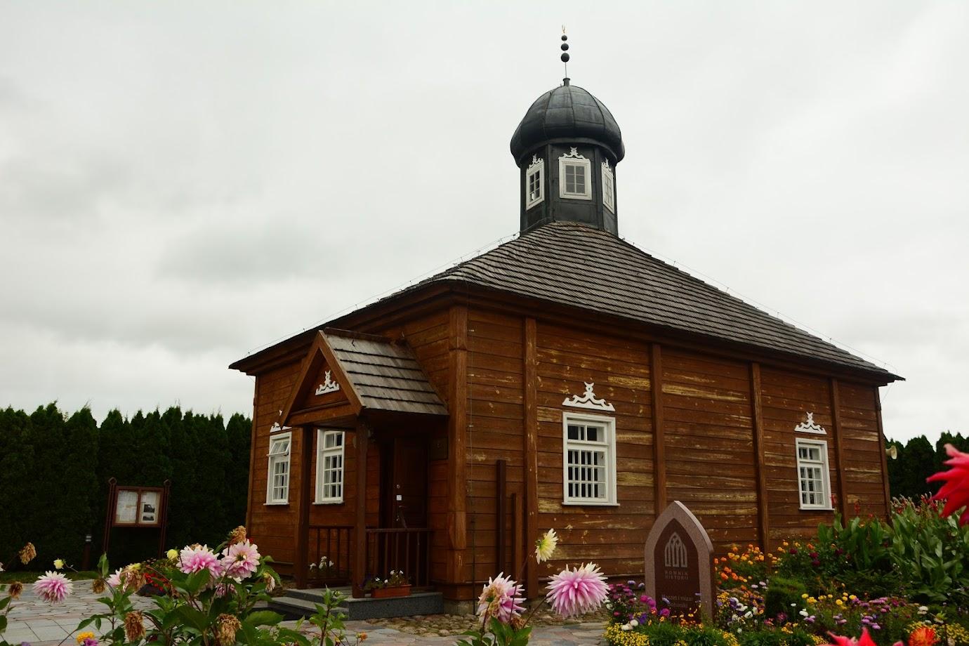 La mezquita tartara del pueblo Bohoniki