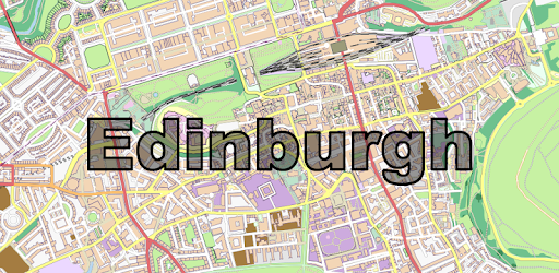 edinburgh karte Edinburgh Offline Stadtplan – Apps bei Google Play