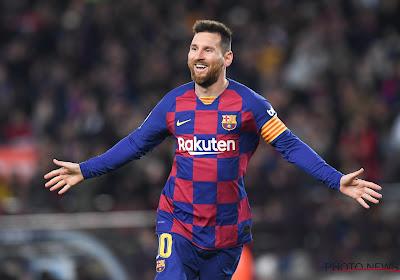 Messi verlost Barcelona, Tottenham kan opnieuw niet winnen