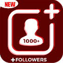 Get fans & followers for tik Likes tok icon
