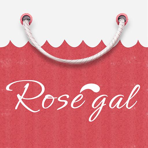 RoseGal - روسيجال (العربي) - تسوقي حجم كبير، إظهري Icon