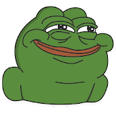 Pepe Stickers Collection - WAStickerApps