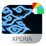 Mega Mendung - Theme for XPERIA™ Icon