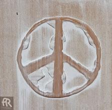 Photo: ANDREA AGUADO. Sin paz no hay respeto