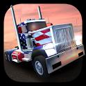 USA 3D Truck Simulator 2016 icon