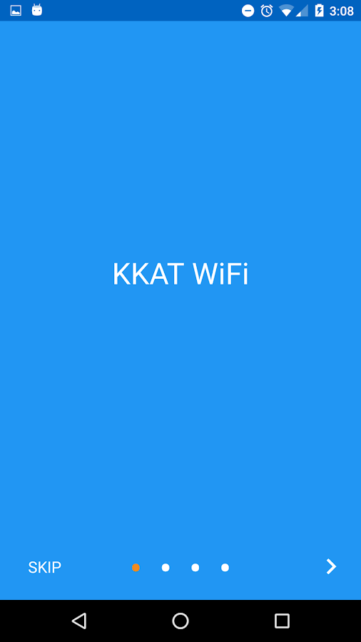 KKAT WiFi- screenshot