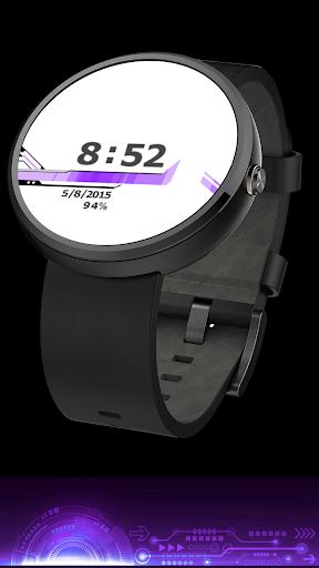 Aeon Cyber Watchface