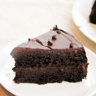 Chocolate Beet Layer Cake.