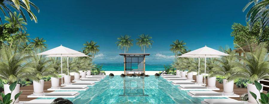 Pearl Beach Club, Viveros Island, Panama