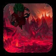 Dragon Battle Super Saiyan 2