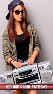 Hip hopové rozhlasové stanice - náhled