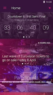 Eurovision Song Contest- screenshot thumbnail