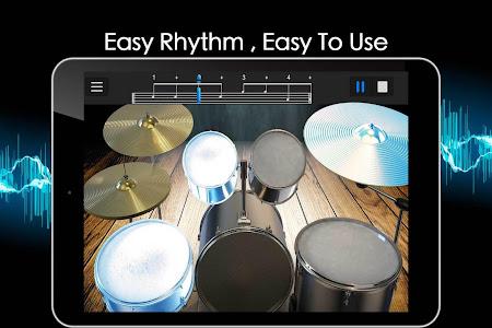 Easy Jazz Drums for Beginners: Real Rock Drum Sets 1.1.2 screenshot 2093010