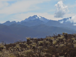 Photo: Humboldt Glacier between Pico Avila and Laguna Mucubaji