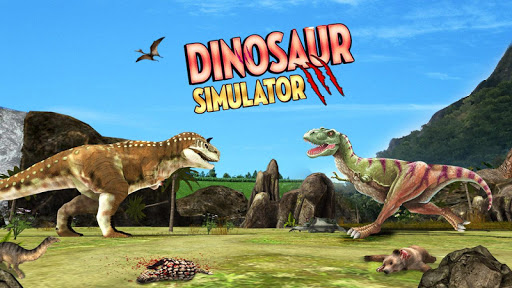Dinosaur Games Simulator 2018  captures d'écran 1