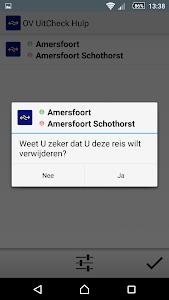 OV UitCheck Hulp screenshot 3