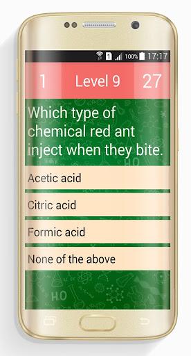 Best Free Science Quiz 4.3 screenshots 5