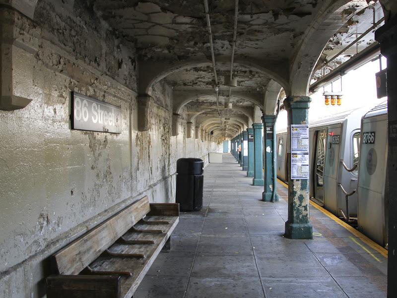 Arrivando a Coney Island con la metropolitana di daniele1357