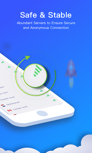 Connect VPN — Free, Fast, Unlimited VPN Proxy screenshot 2