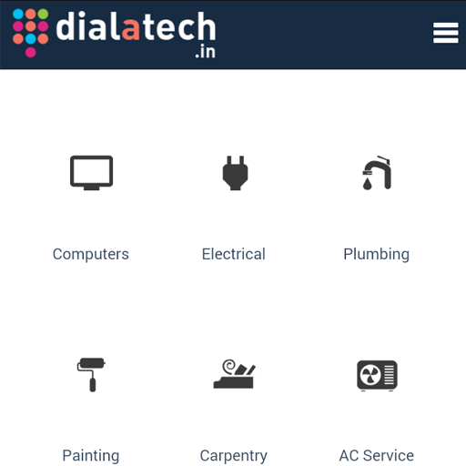 DialATech - Handyman Services- screenshot