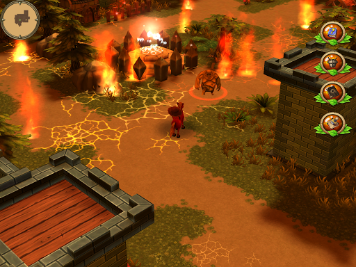 Kings Hero 2: Turn Based RPG - screenshot