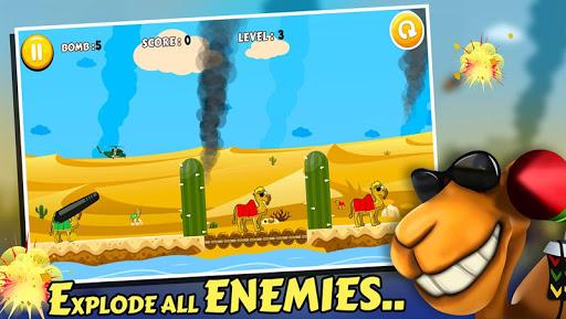 駱駝戰爭遊戲