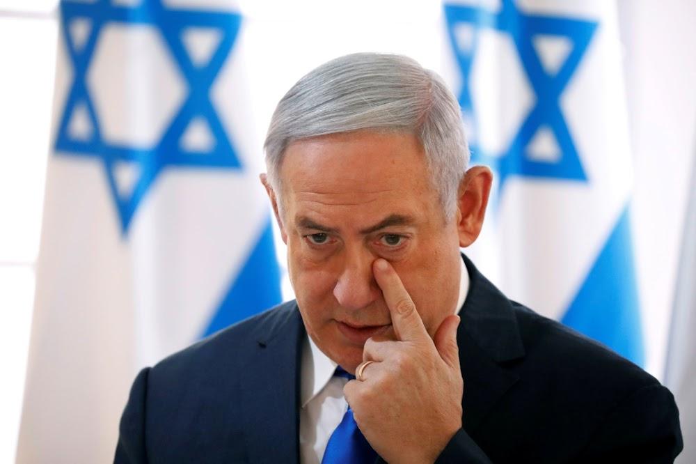 Uitgangspeilings uit Israel wys dat Netanyahu in 'n noue wedloop met Gantz is
