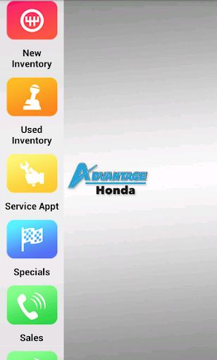 Advantage Honda