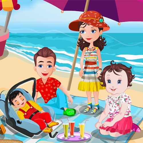 Baby Lisi Beach Party 1.5.5 screenshots 7
