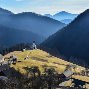 Danje by Bojan Kolman - Landscapes Mountains & Hills (  )