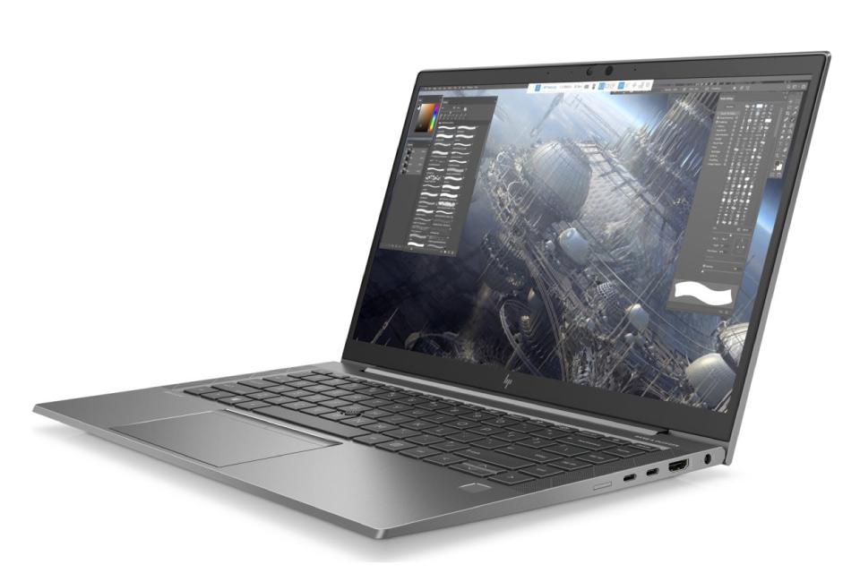 Cổng kết nối HP ZBook Firefly được trang bị Thunderbolt 4