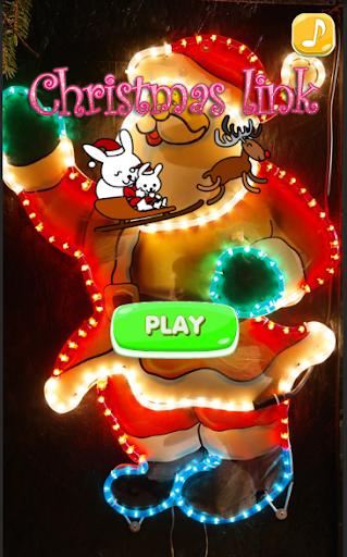 Christmas link game