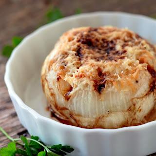 Baked Vidalia Onions.