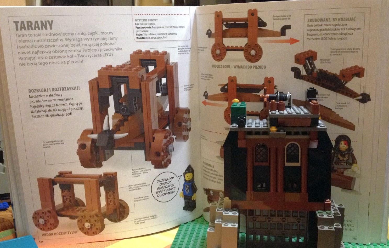 Lego - tarany