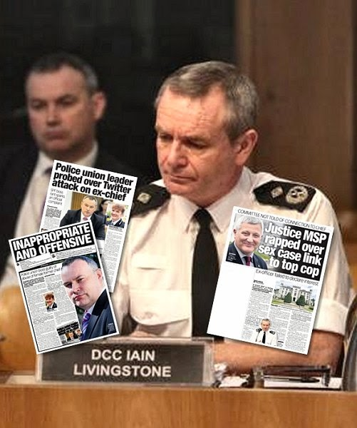A Diary of Justice & Injustice - Scotland: THE COP FACTOR: Scottish Police  Authority refuse to release documents on sex assault case top cop who wants  to be Chief Constable - now,