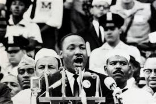 Martin Luther King had a dream for South Africa too