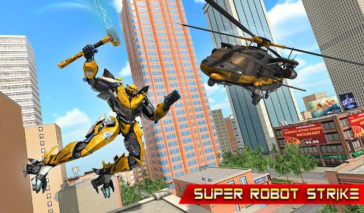 Grand Hammer Robot - Hammer Robot Fighting Game 5 screenshots 9