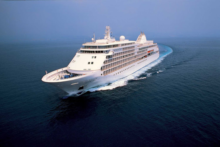 Silver Whisper, which hosts Silversea's iconic World Cruise, will be the first to face an upgrade later this year.